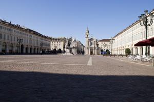 Piazza San Carlo new