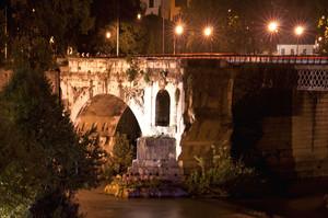Il Ponte Emilio o Ponte Rotto – Roma