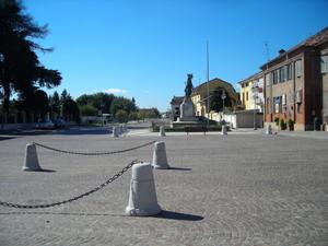 Desana – La piazza