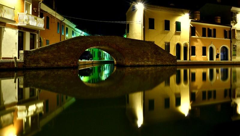 ''riflessi'' - Comacchio