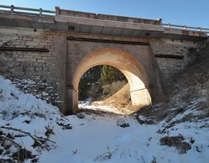 Ponte sul torrente Ghelpach nr 1