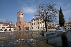 Una piazza storica