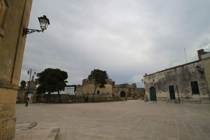 Piazza CastelloAcaya(Vernole)LE