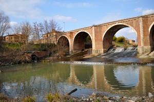 Ponte d 'Arbia