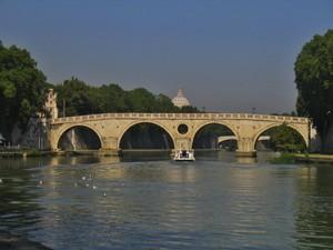 Ponte Agrippa (Ponte Sisto)