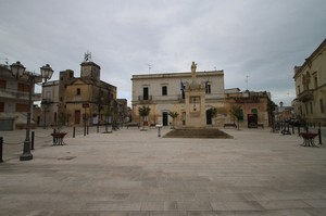 Piazza Vittorio Emanuele Strudà(Vernole)LE