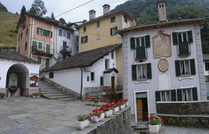 Piazza a Campello Monti