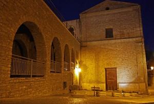 Notturno Piazzetta  San  Francesco