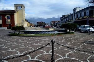 Piazza della liberazione – Alliphae (Alife)