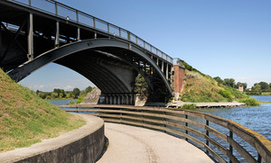 Incrocio a Ponte san Giorgio