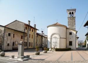 Cortale, piazza della Chiesa
