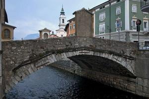 Vecchio ponte sul Brenta