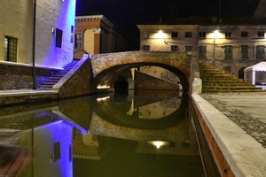 Ponte degli sbirri …di notte