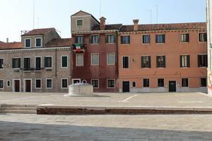 """…una """"piazza"""" veneziana"""