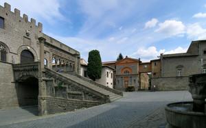 La Piazza dei Papi