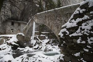 Il ponte dell'Orrido