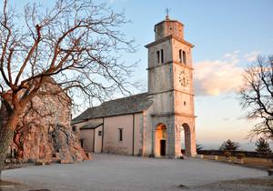 Il piazzale della Rocca