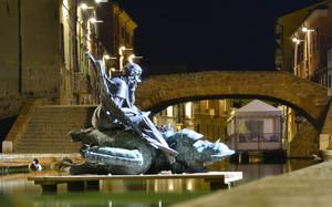 ponte degli sbirri …da palazzo Bellini