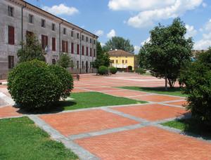 I colori di Piazza Italia