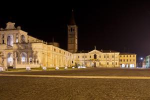 Le luci di Piazza Folengo