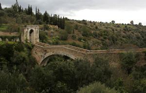 La leggenda del Ponte abbandonato