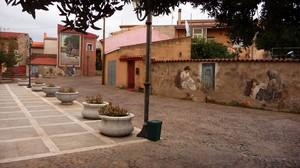 uno dei paesi dei murales