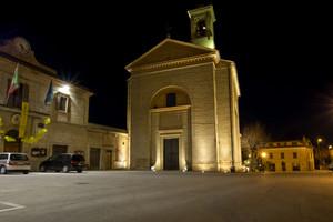 Piazza Umberto I° – Colmurano