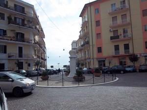 Piazza Lucifero a Crotone