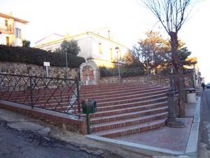 Piazza Mauro Francesco a Cerenzia