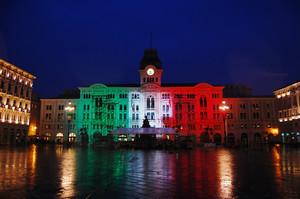 Festa in Trieste