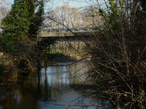 Bartolina – Ponte sul fiume Bruna