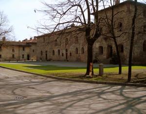 L'antico borgo di Corneliano Bertario