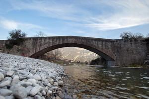 Vecchio ponte sul Sarca