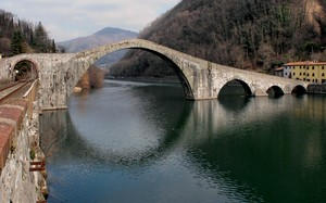 Il leggendario ponte