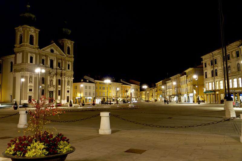 ''Piazza della Vittoria il salotto della città'' - Gorizia