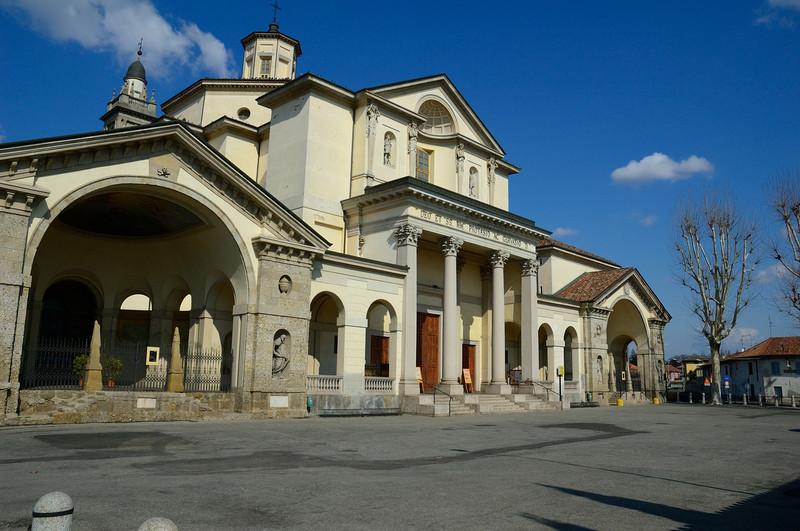 ''Piazza della Chiesa'' - Gorgonzola