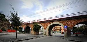 il ponte della vesuviana