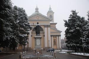 Piazzetta antistante Santuario