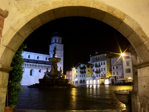 Trento…by night