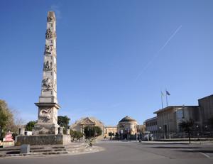 Piazza Arco del Trionfo