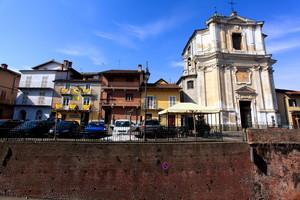 Piazza Cavalier Vittorio Veneto