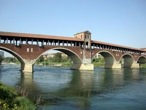 Ponte Vecchio sul Ticino