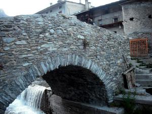 Dall'altro lato del ponte