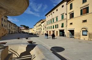 ombre in Piazza Garibaldi
