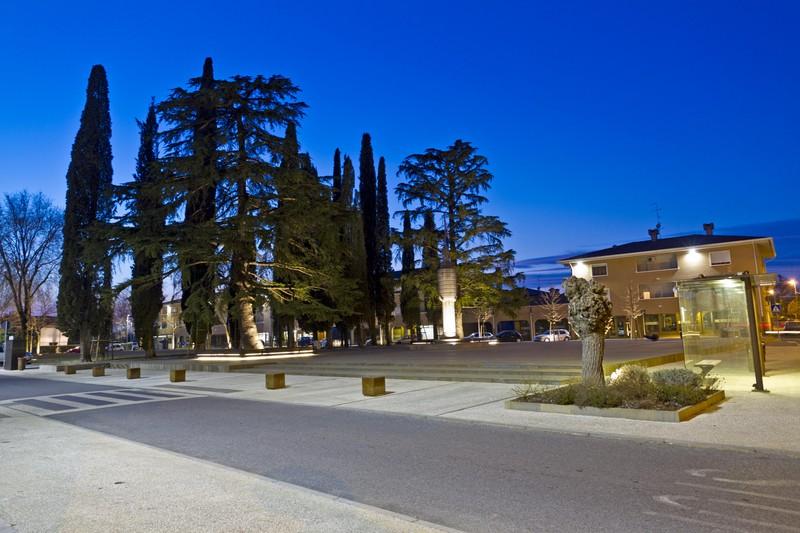 ''Piazza Divisione Julia'' - Corno di Rosazzo