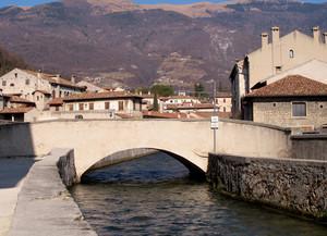 Il Meschio a Vittorio Veneto