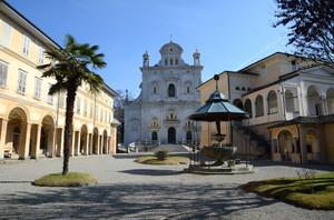 La Piazza del Tempio