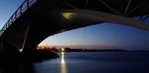 un ponte sul paradiso terrestre – la maddalena