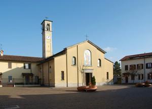 Piazza 4 novembre , Lucino