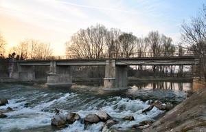 Ponte sul fiume Chiese